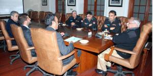 IGP Met withh Delegation of PCB.