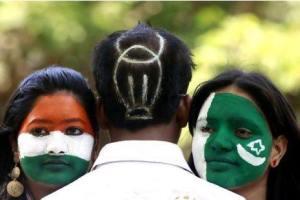 PAK-India sports fan