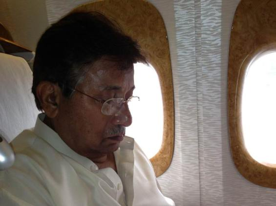 Settled in my seat on the plane to begin my journey home. Pakistan First! PM24-03-2013