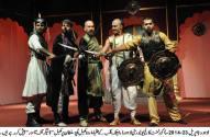 Tipu Sultan retold by GCU Dramatics Club