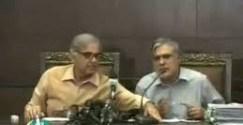 Shahbaz Sharif contacts Ishaq Dar regarding the tax imposed on banking transactions