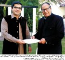 Nawabzada Yousaf Khan Hoti joins PML-Q as Central Vice President