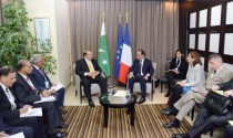 Pakistan offers France sharing expertise on counter-terrorism