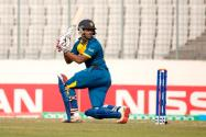 Sri Lanka sets up semi-final date with India
