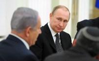 Vladimir Putin has a telephone conversation with Prime Minister Benjamin Netanyahu