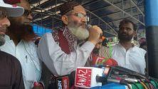 JI want the government to complete its term : Senator Sirajul Haq