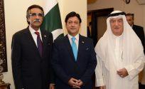 Pakistan-Bahrain business leaders to drive forward Economic ties : Javed Malik