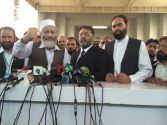 The courts would not disappoint the nation : Senator Sirajul Haq