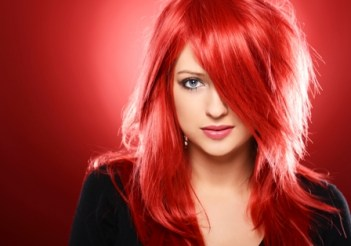 LaJames Beauty School Student Hair Color