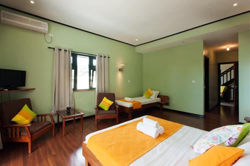 Accommodation Room La Digue