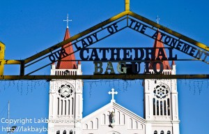 baguio city catherdral