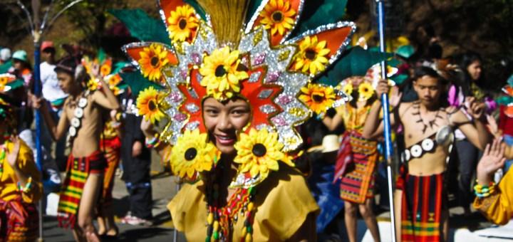 Panagbenga Grand Street Parade