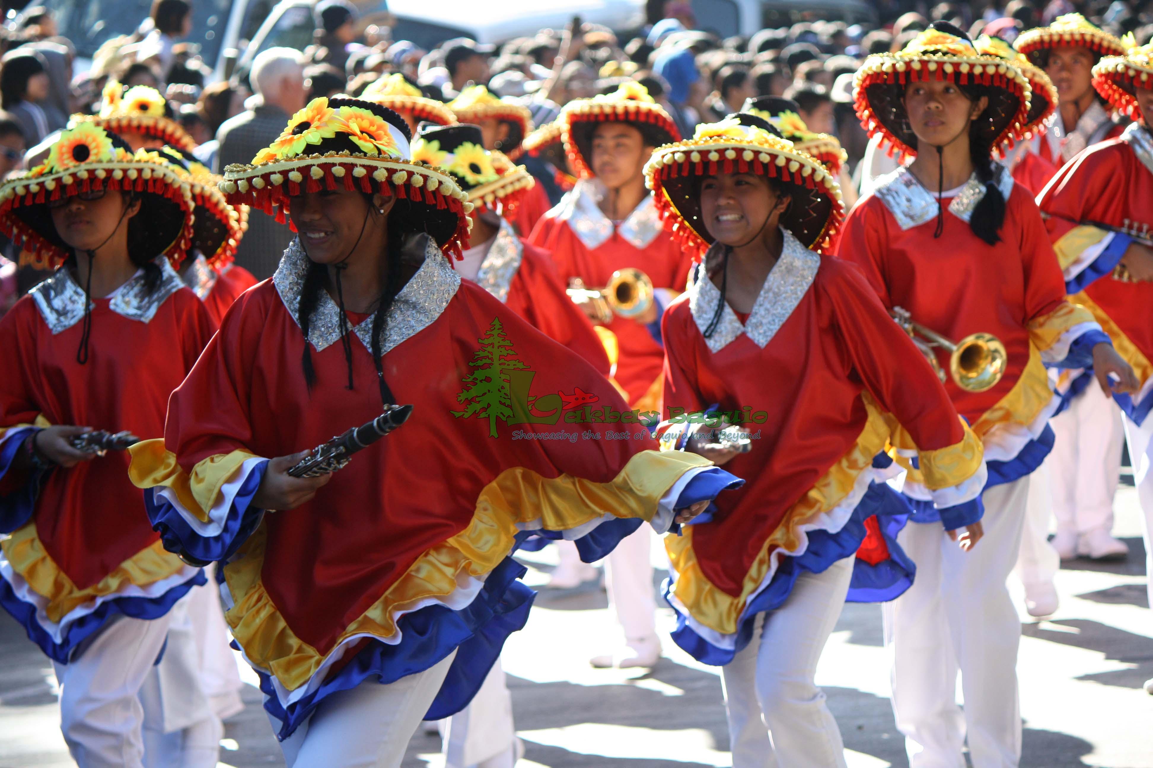 Panagbenga 2012 Parade