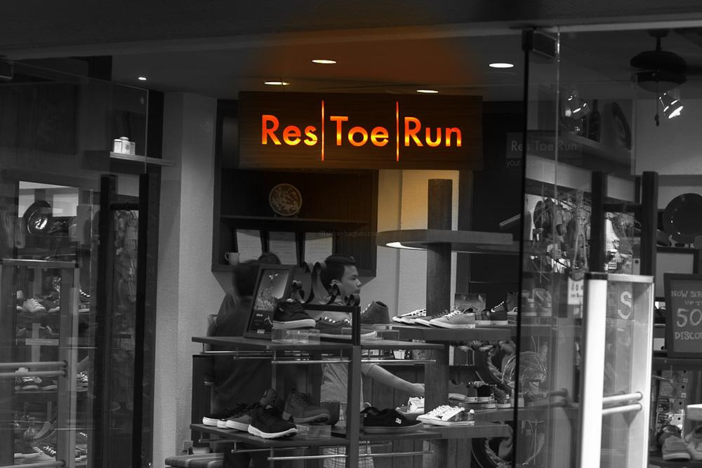 Res Toe Run Baguio City
