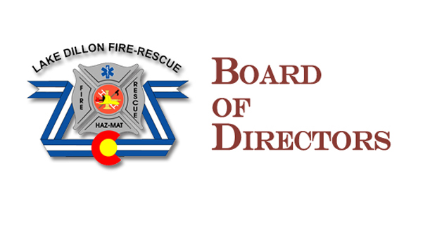 July 21, 2016 LDFR Board Meeting Agenda