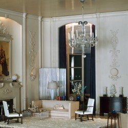 E 15 English Drawing Room of the Modern Period 1930s the Art