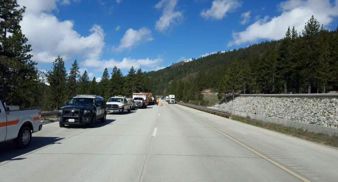 Traffic Alert…Collision Causes Slow Going On I-80