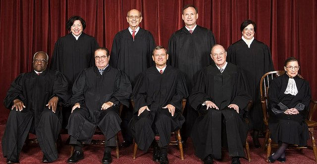 Supreme Court Terminates Texas Abortion Access Law ~ Opinion Of Court By Justice Breyer