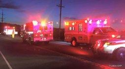 Traffic Update….Fatal Overturned Vehicle Collision On SR-267