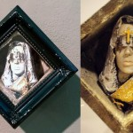 3 x 3 x 2.5 in. assemblage $300.00 Sold