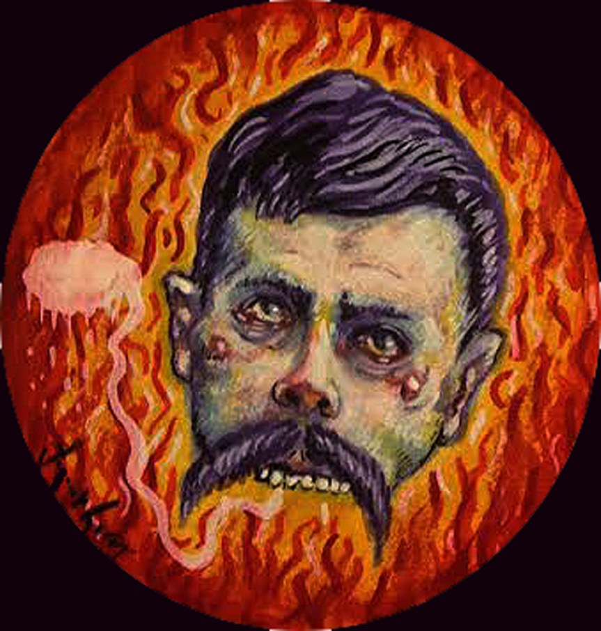 Jeremy Cross - Purgatory #4