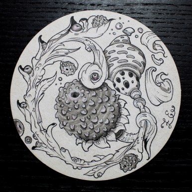 Zoetica Ebb - Vermiculo Dracofructum