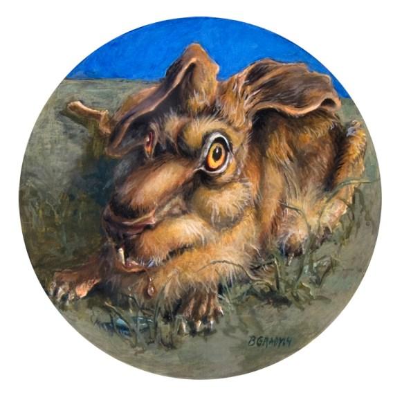 Bridget Eileen Grady - Rabbit