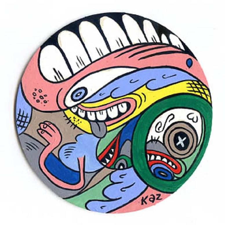 Kaz - Kaz Koaster Two