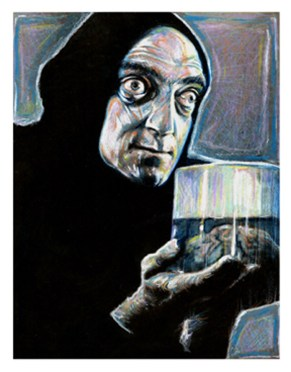 Nathan Anderson - Marty Feldman as Igor (From Young Frankenstein)