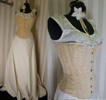 robe-de-mariee-boheme-ecru-brocart-elise
