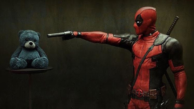 Deadpool. Señor de las chimichangas
