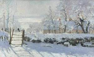 ¡Está nevando sobre el Río de la Plata! (Aventuras del Gran Danés y Aquitania)