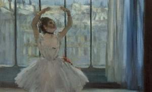 Adorable bailarina