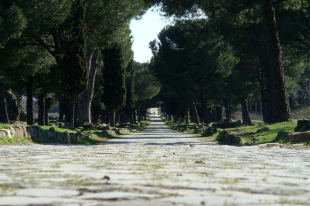 10мест вРиме, куда ходят сами римляне. Изображение №18.