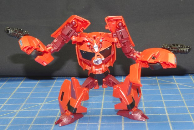 Robots in Disguise Bisk
