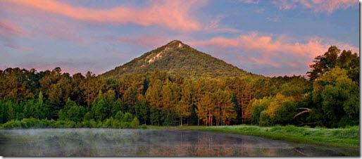 Pinnacle Mountain
