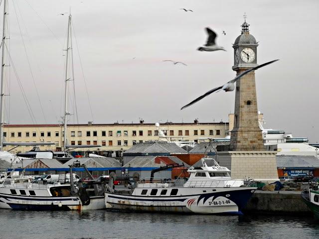 La Torre del Rellotge.