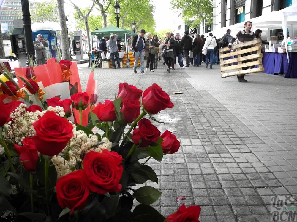 Sant Jordi a Barcelona