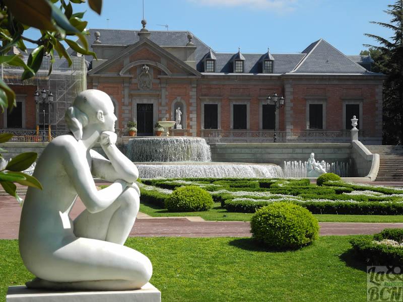 Jardins de Joan Maragall i el Palauet Albéniz