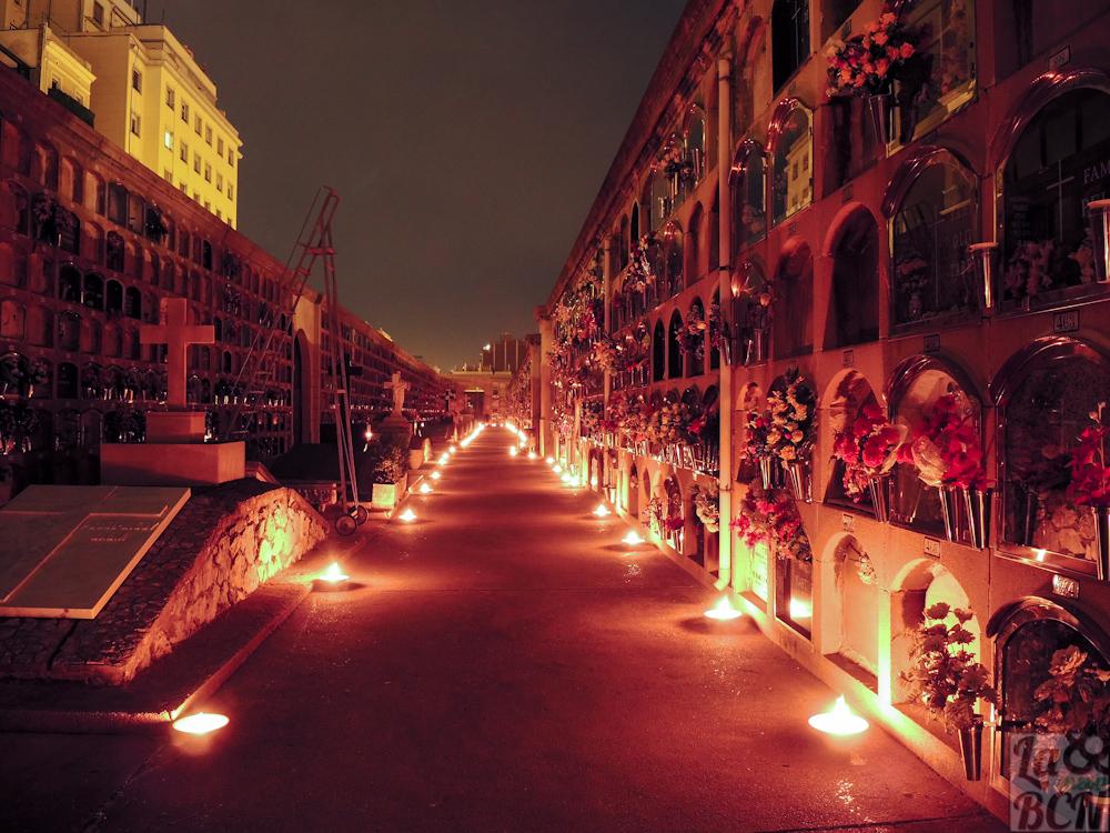 La luz de las velas ilumina nuestro camino