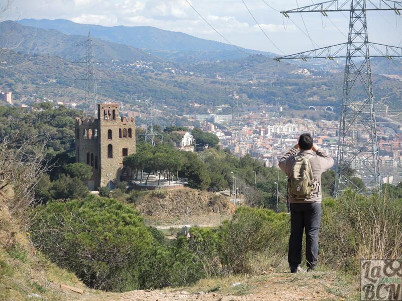 Ruta per Collserola. Del Castell de Torre Baró a les llars Mundet.