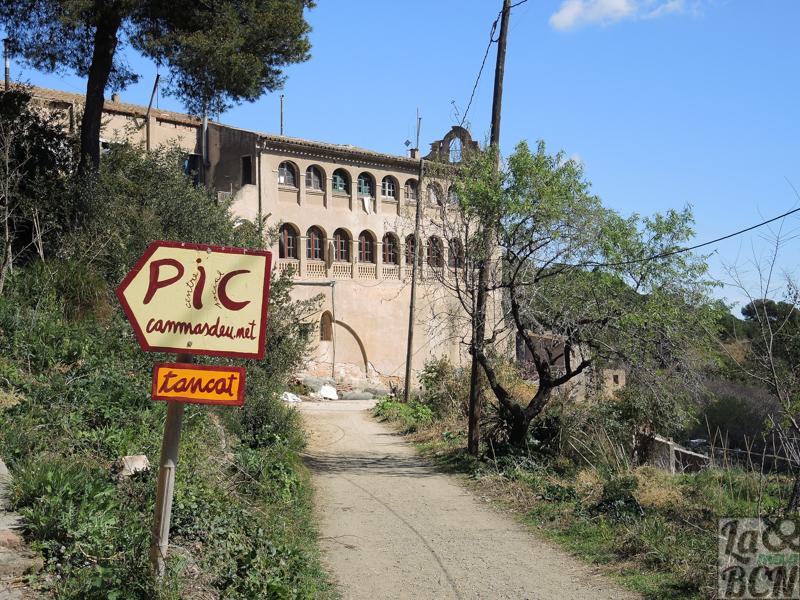 Centre ocupa Vall de Can Masdéu