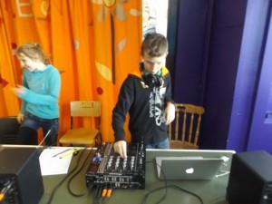 Stage djing