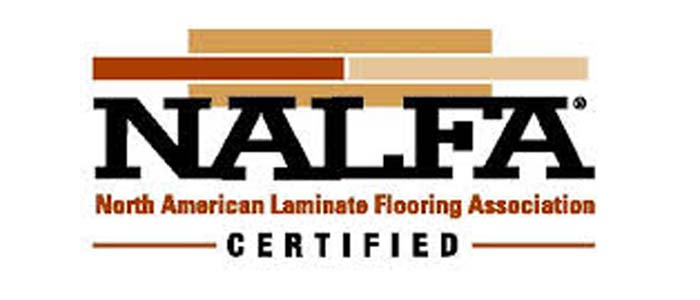 NALFA Certified Laminate the Best