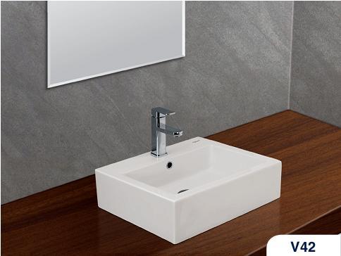 Chậu rửa mặt lavabo Viglacera