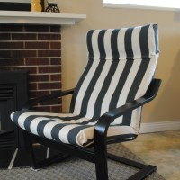 Ikea Hack: Poang Chair Recover