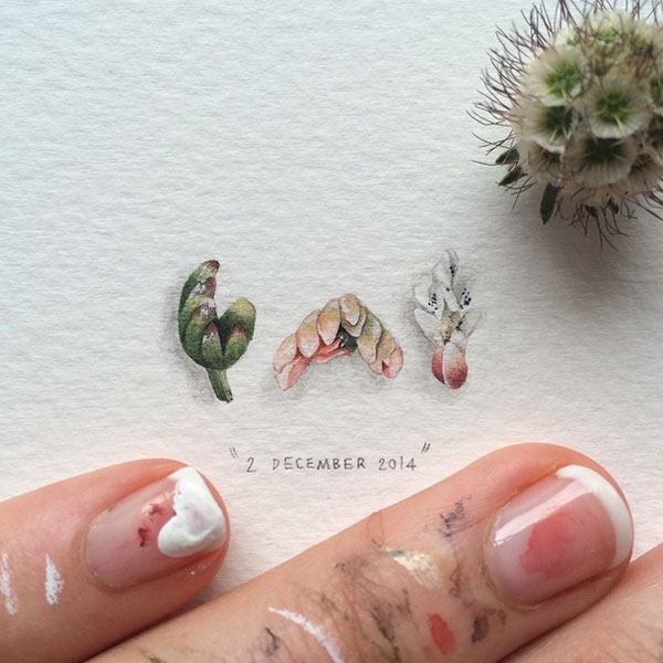 Paintings for ants - Lorraine Loots