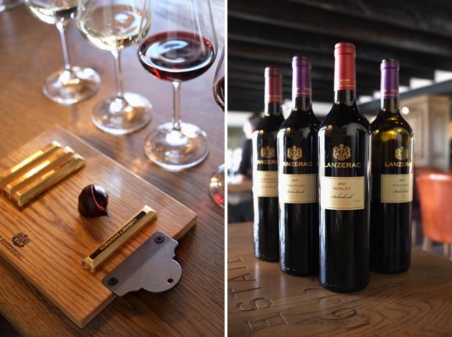 Lanzerac Wine Tasting Room