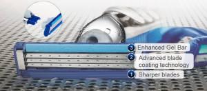 Pencukur Gillette Mach3 Baru lebih selesa dan berteknologi tinggi