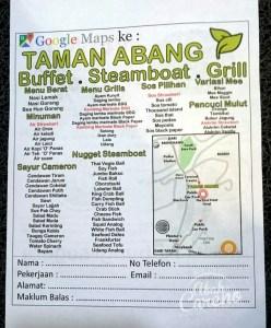 Buffet steamboat berbaloi di Cameron Highland. Wajib pergi!